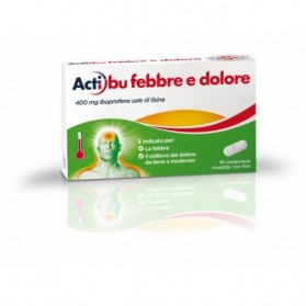 Ibuprofene C Erba 10 Compresse 400mg