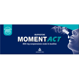 Momentact Uso Orale Sospensione 8 Bustine 400mg