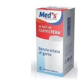 Meds Benda Orlata 12/8 10x500 Cm 1 Pezzo