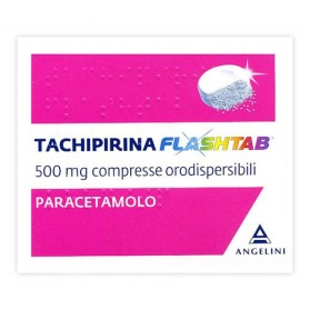 Tachipirina Flashtab 16 Compresse 500