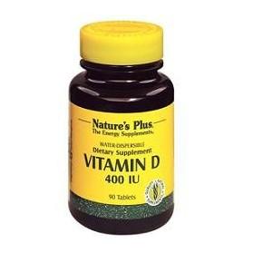 Vitamina D3 400 Idrosolubile 90 Tavolette