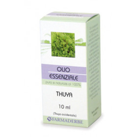 Farmaderbe Olio Essenziale Thuya 10 ml