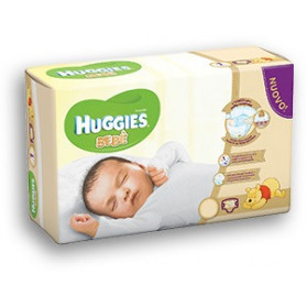 Pannolino Huggies Bebe' Base 1 28 Pezzi