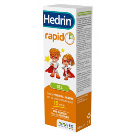Hedrin Rapido Gel 100 ml