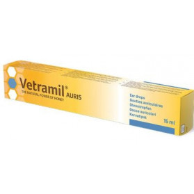 Vetramil Auris 15ml