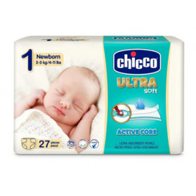 Ch Pannolino Ultra Newborn 27p