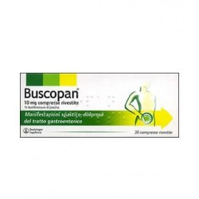 Buscopan 30 Compresse Rivestite 10mg