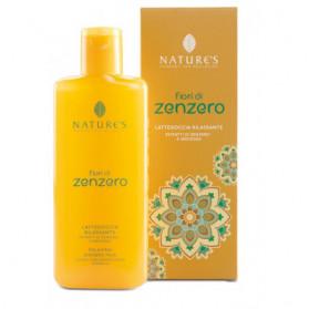 Natures Fiori Di Zenzero Lattedoccia Rilassante 200 ml