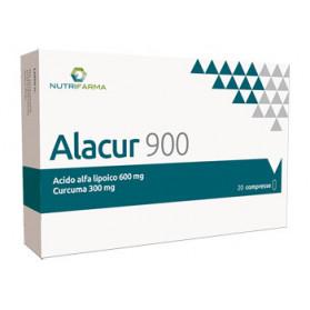Alacur 900 20 Compresse 25,6 g