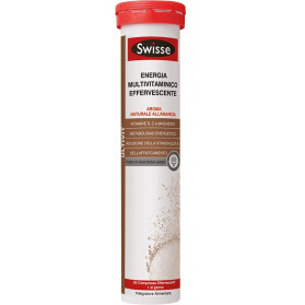 Swisse Energia Multivitaminico 20 Compresse Effervescenti
