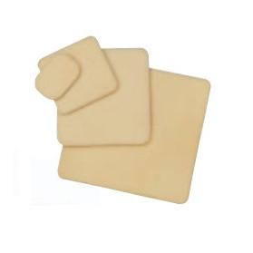 Medicazione In Schiuma Di Poliuretano Tristratificata Adesiva Askina Transorbent 10x10cm 5 Pezzi