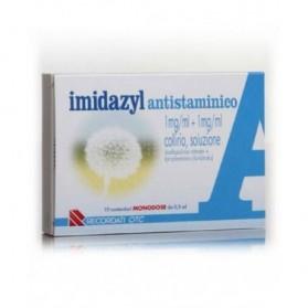 Imidazyl Antistaminico Collirio 10 Flaconcino 0,5ml