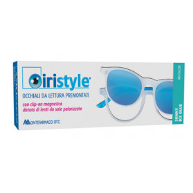 Iristyle Sunny Ice Blu +3,00