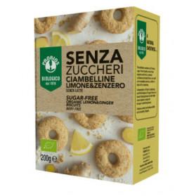 Ciambelline Limone/zenz Senza Zucchero