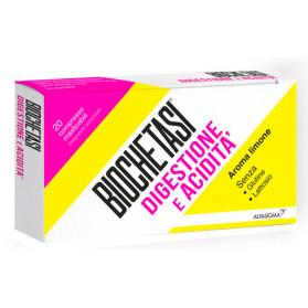 Biochetasi Digest/ac 20 Compresse Mas