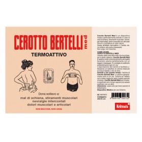 Bertelli Cerotto Medicato Grande