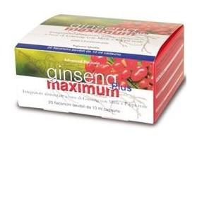 Ginseng Maximum 20 Flaconcino 10 ml