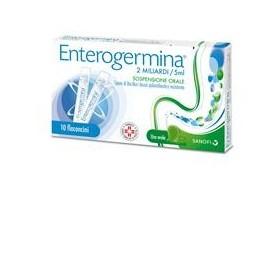 Enterogermina Uso Orale 10 Flaconcino 2mld/5ml