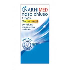 Narhimed Naso Chiuso Gocce Rinol