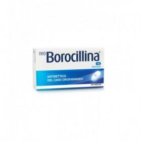 Neoborocillina 16 Pastiglie 1,2+20mg