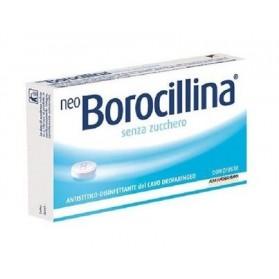 Neoborocillina 16 Pastiglie Senza Zucchero
