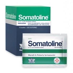 Somatoline Emulsione 15 Buste 0,1+0,3%