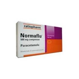 Paracetamolo Zen 20 Compresse 500mg