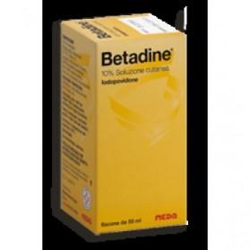 Betadine Soluzione Cutaneo Flaconcino 50ml 10%