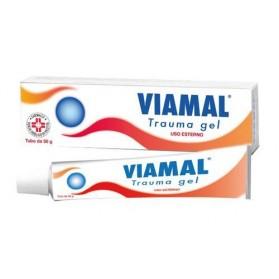 Viamal Trauma Gel Tubo 50g