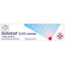 Sintotrat Crema Dermatologico 20g 0,5%
