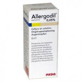 Allergodil Collirio Flaconcino 6ml 0,05%