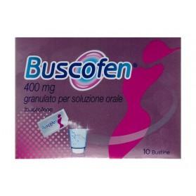 Buscofen Granulato 10 Bustine 400mg