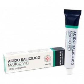 Acido Salicilico Mv 10% Ung30g