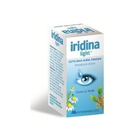 Iridina Light Gocce 10ml 0,01%