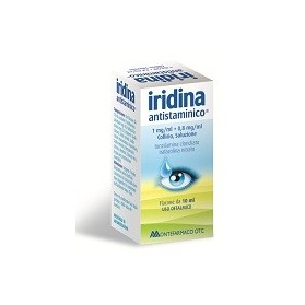 Iridina Antistamin Collirio 10+8mg