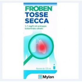 Froben Tosse Secca Sciroppo 125ml