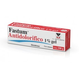 Fastum Antidolor Gel 100g 1%