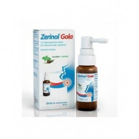 Zerinol Gola Spray Flaconcino 20ml
