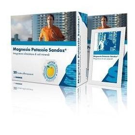 Magnesio Potassio 20 Bustine