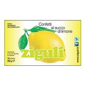 Ziguli Limone 36 Palline 22 g