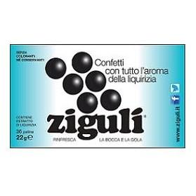 Ziguli Liquirizia 36 Palline 22 g