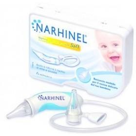 Aspiratore Nasale Narhinel Soft 1 Pezzo + 2 Ricambi