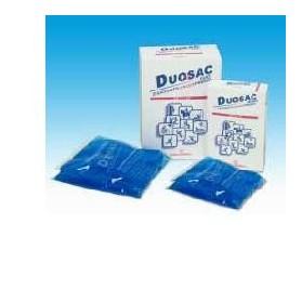 Sacchetto Freddo Caldo Duosac. 1 Sacchetto Con Applicatore In Tessuto Non Tessuto. Dimensione 13x18cm