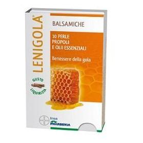Lenigola Balsamiche Liquirizia 20 Perle
