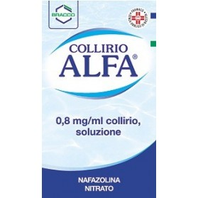 Collirio Alfa Gocce 10ml0,8mg/ml
