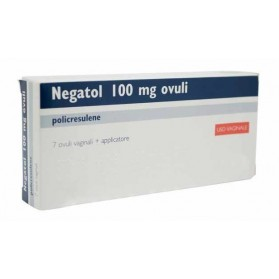 Negatol 7 Ov Vaginale 0,1g C/applic