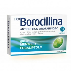Neoborocillina Ant Or 16 Pastiglie Me