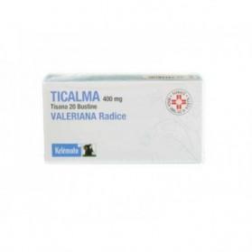 Ticalma Uso Orale 20 Bustine 400mg Filtro
