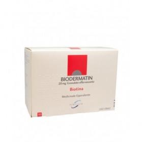 Biodermatin Granulato 30 Bustine 20mg