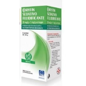 Coryfin Sedativo Fluidif Sciroppo